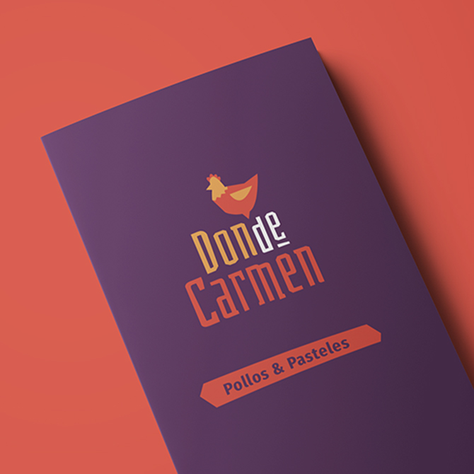Corporate Design «Don de Carmen»